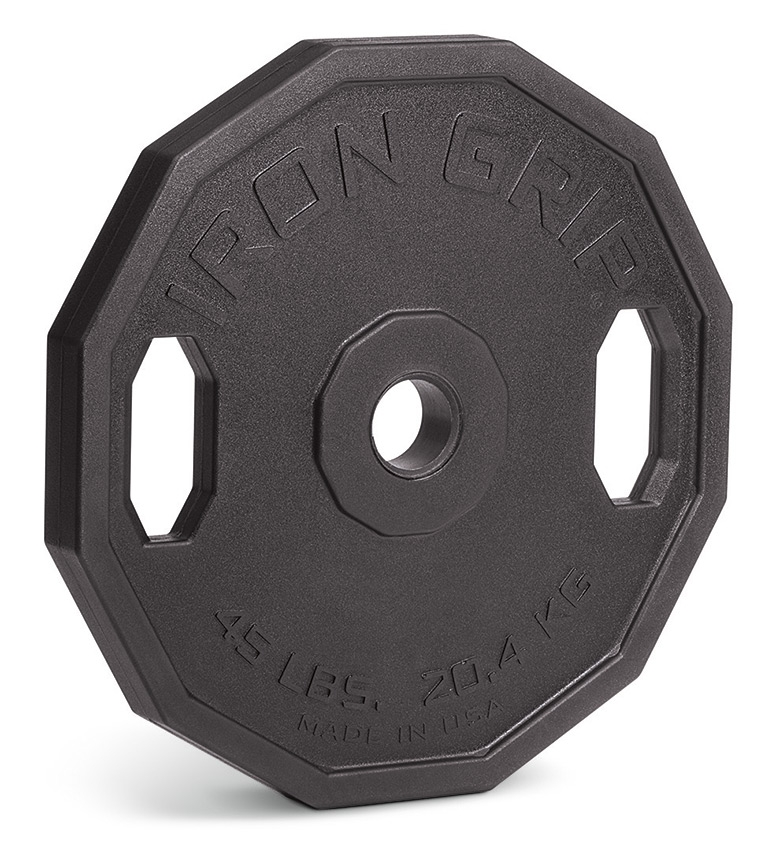 Why Purchase Iron Grip Free Weight Equipment?