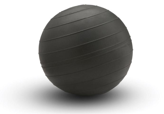 Black D-Ball Slam Ball by Mondo
