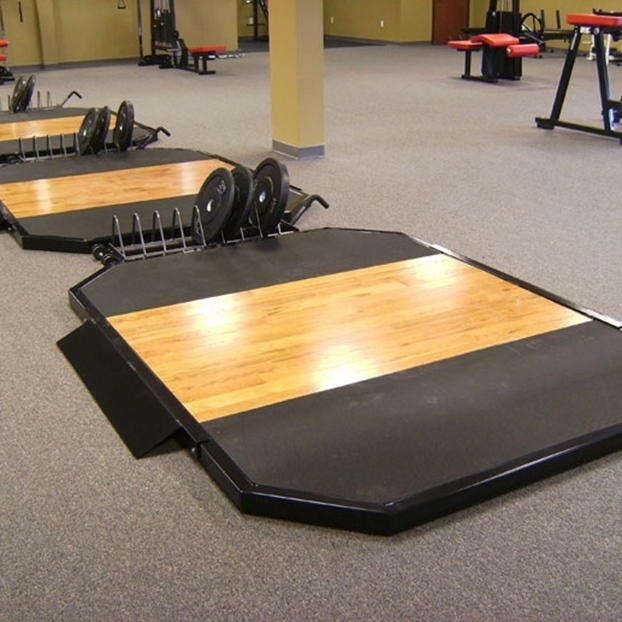 The Best Rated Weightlifting Platform For Commercial Gyms