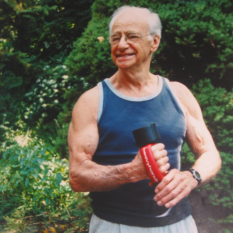 Forged Passion - Dr. Len Schwartz Inventor of HeavyHands