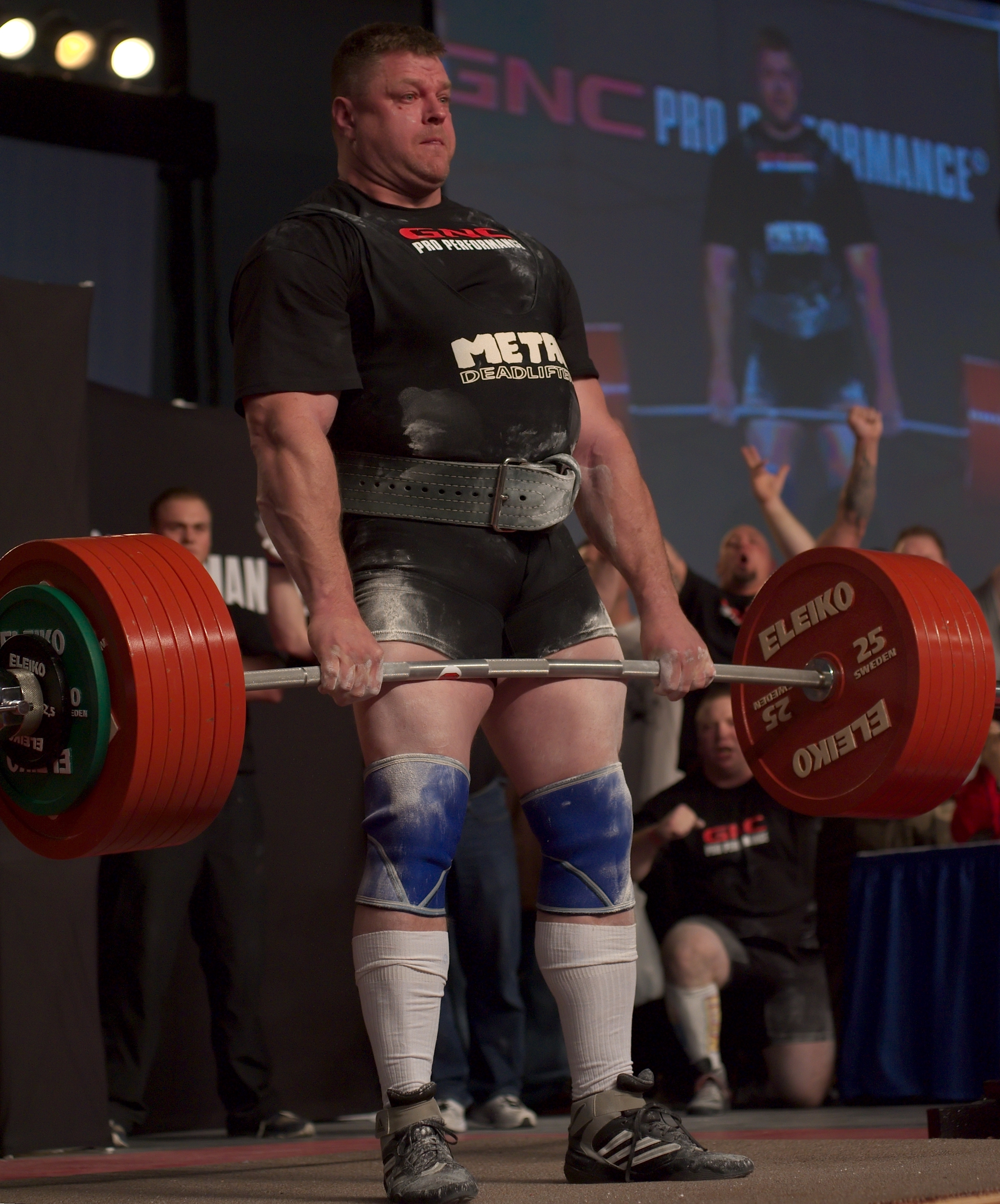 Forged Passion - Powerlifter Brad Gillingham