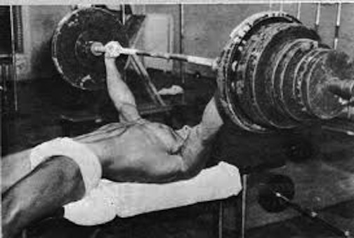 Marvin Eder - Quintessential Old School Weightlifting