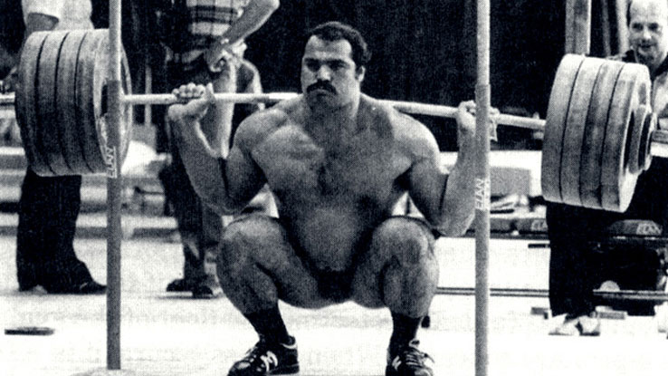 Anatoly Pisarenko: ultimate olympic weightlifting archetype