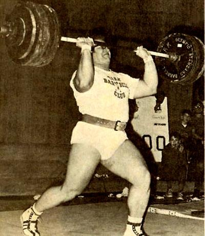 Chasing Olympic Weightlifter Ken Patera Part 2