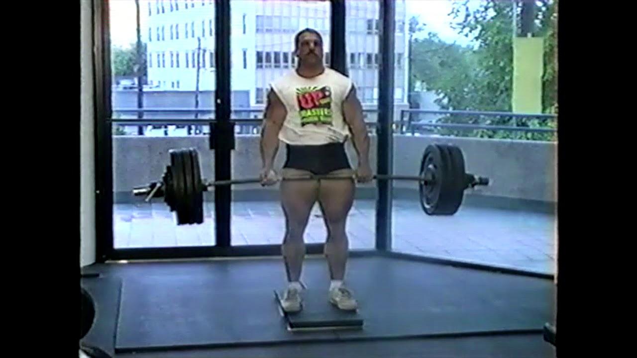 The Three Muscular Strength Training Modalities