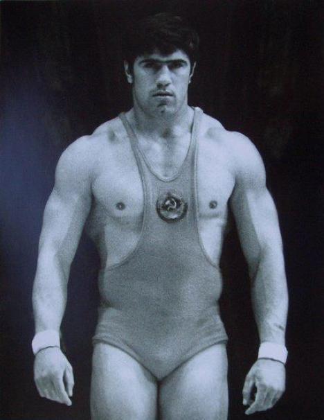 David Rigert - Rock Star Olympic Weightlifter