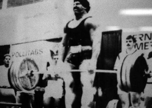 Deadlift and Squat: the inexorable link article by Marty Gallagher