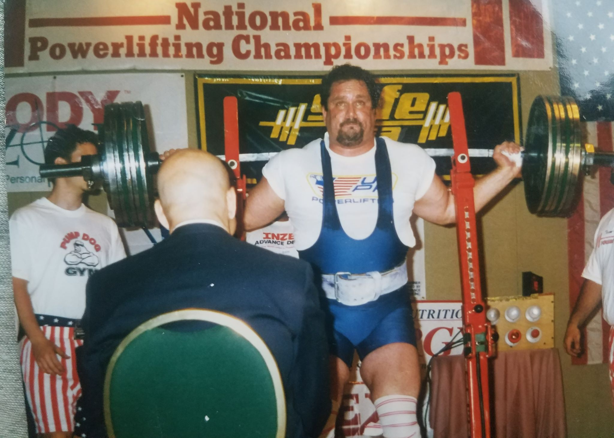 The Parade - A Barbell Squat Story