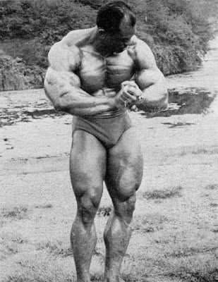 Sergio Oliva Most Muscular Bodybuilding Pose