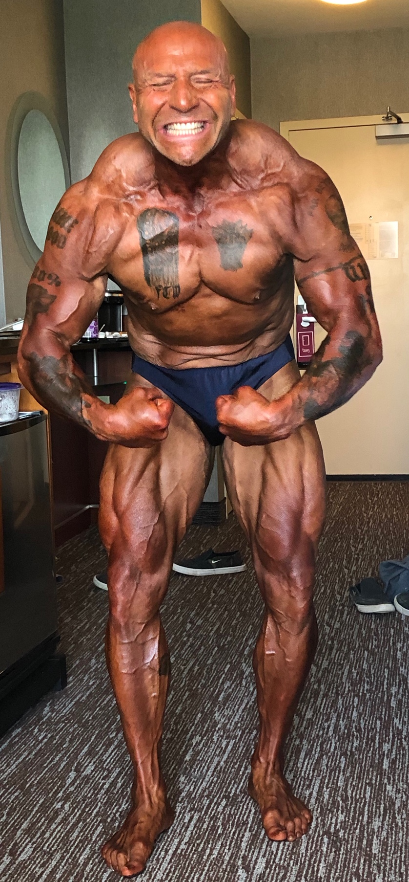 Competing In A Bodybuilding Show Part 2