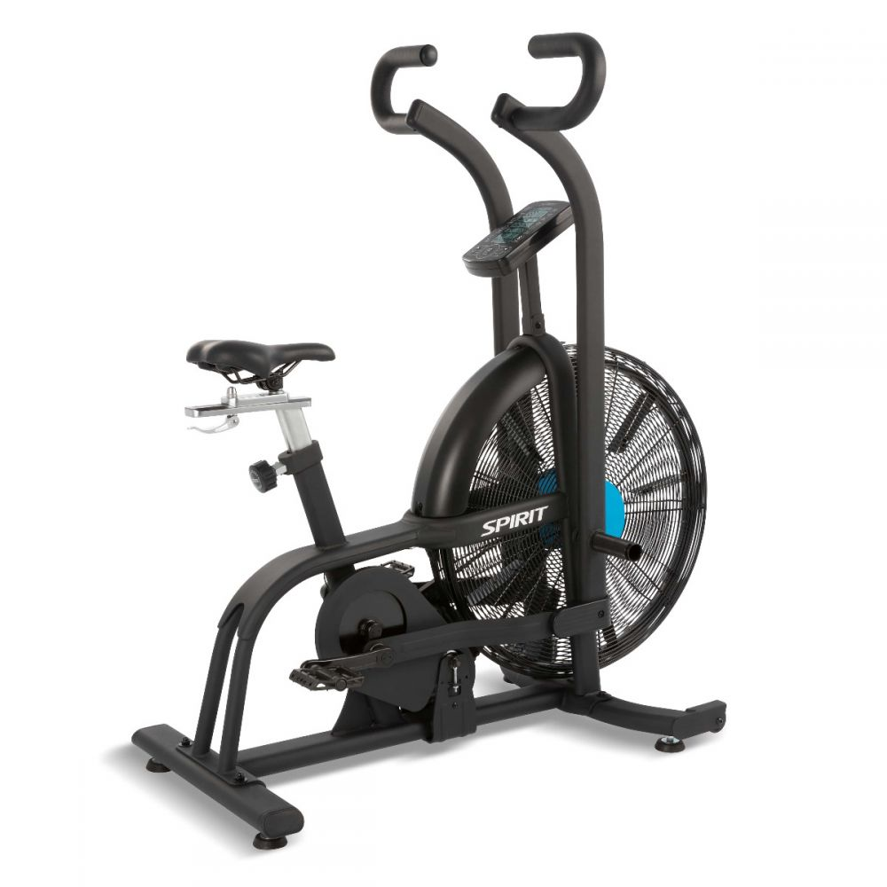 The Fan Bike - Benefits Of Quad Limb Cardio Training article by Marty Gallagher