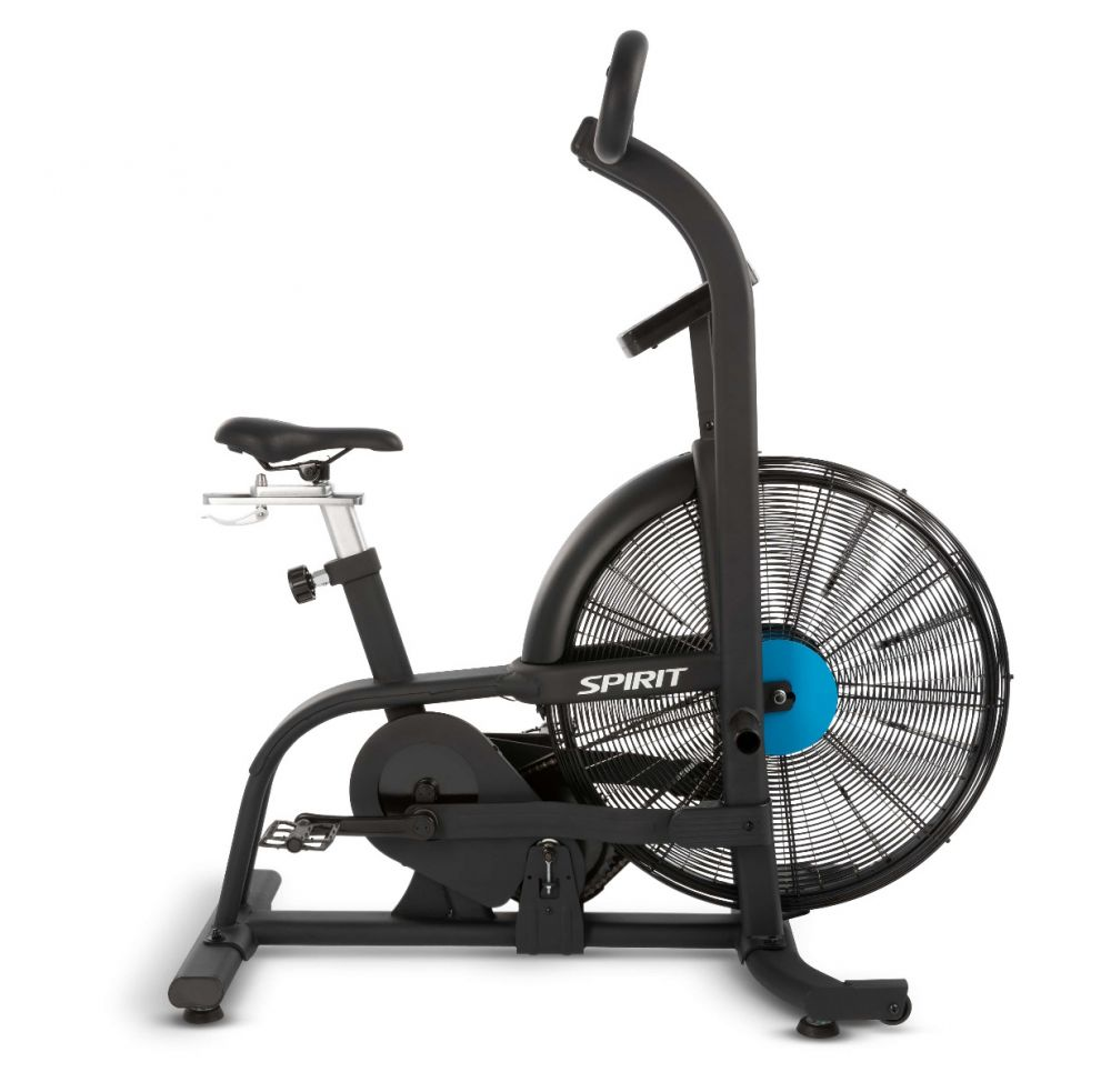 Spirit Fitness AB900 fan bike for quad limb cardio training.