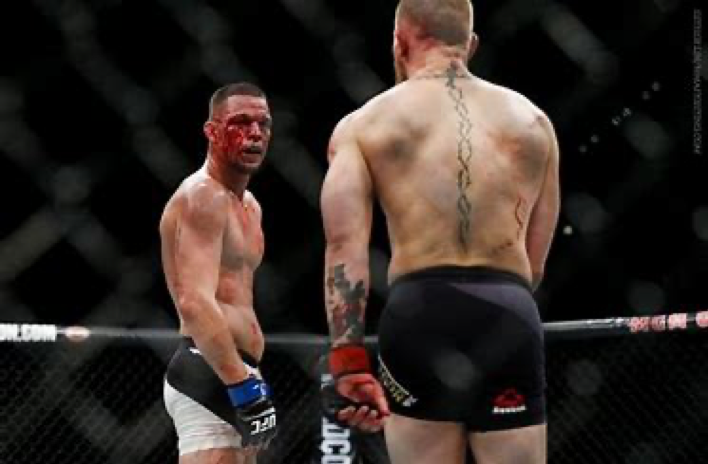 In Praise of UFC Fighter Nate Diaz
