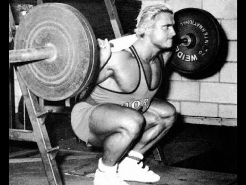 Barbell Squats - A Journey Of Size And Strength Gains article by Jim Steel