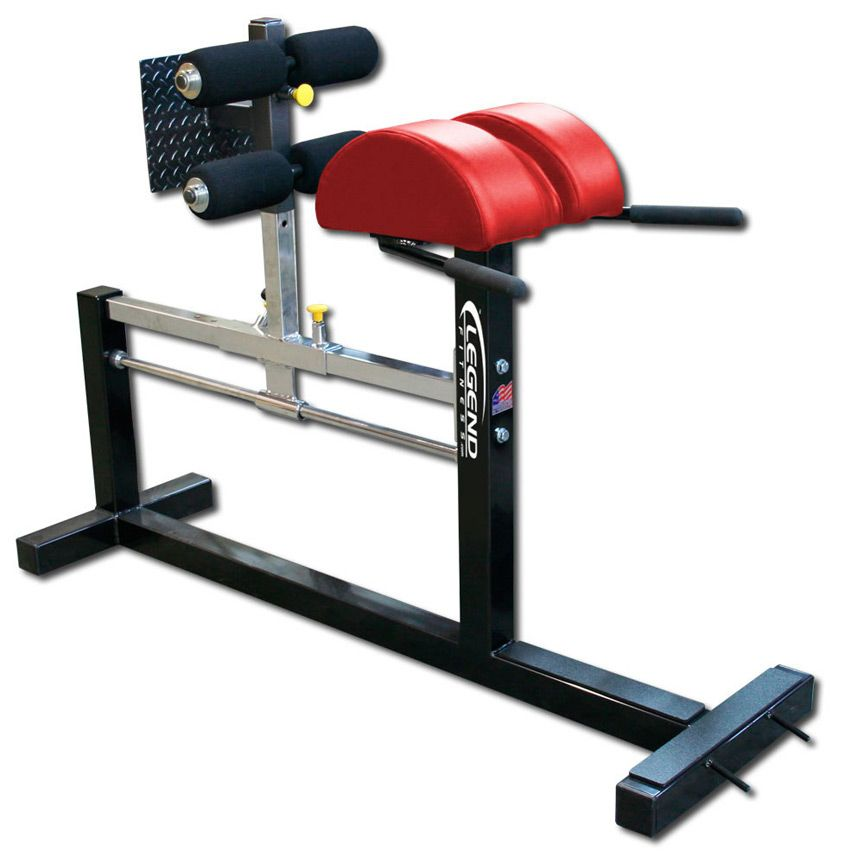 Legend Fitness 3130 Glute Ham Developer GHD Exercise Machines