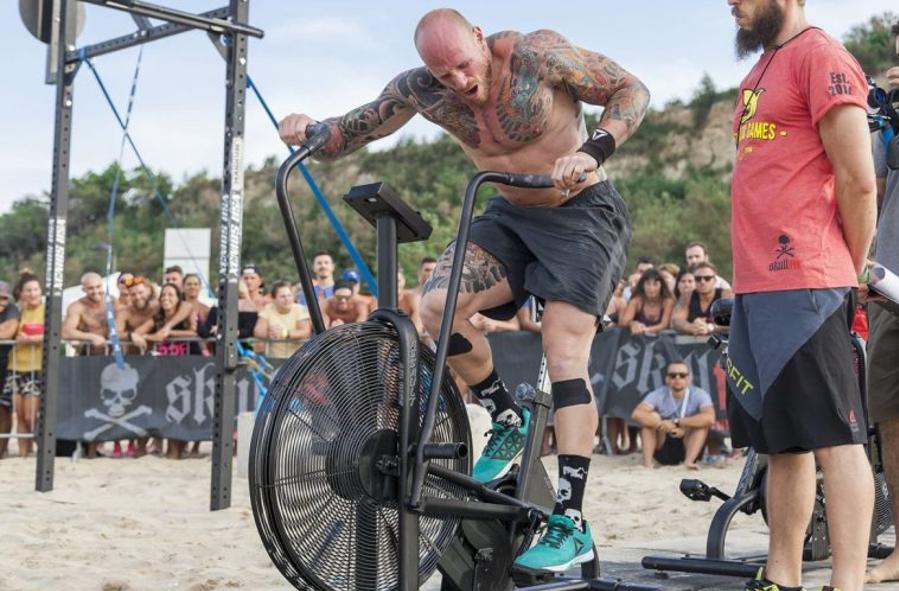 Fan Bike - The Ultimate Cardio Training Tool