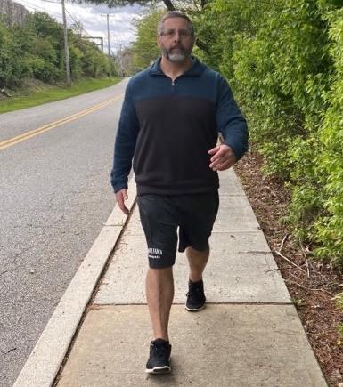 Powerwalking - Big Man Cardio Training