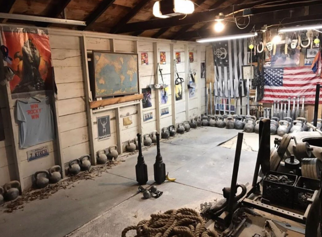 Building an Awesome Garage Gym for Under $2K