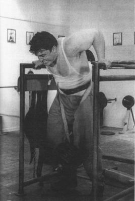 Pat Casey Weighted Dips
