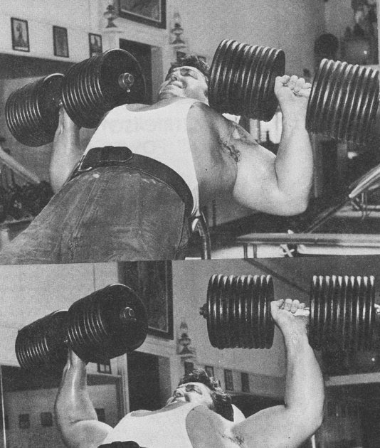 The Mighty Pat Casey - Powerlifting Super Star