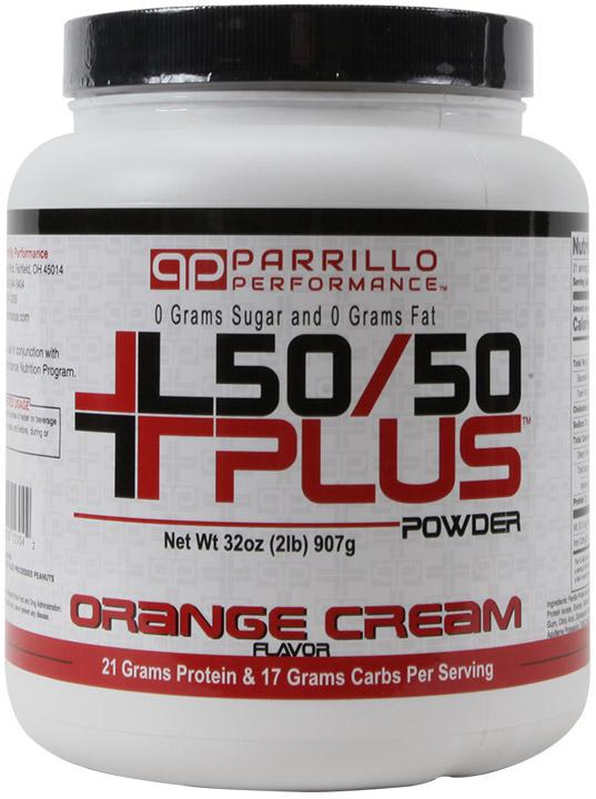 Bodybuilder Nutrition - Parrillo Performance 50/50 Plus Protein Powder