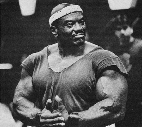 Sergio Oliva Training - The Dead Sea Scrolls of Muscle