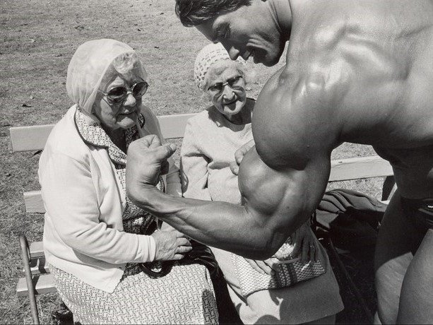 Bodybuilders - Amping up the Metabolism