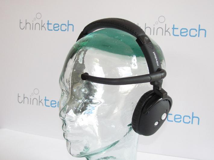 Biofeedback Headphones - Electronic Meditation