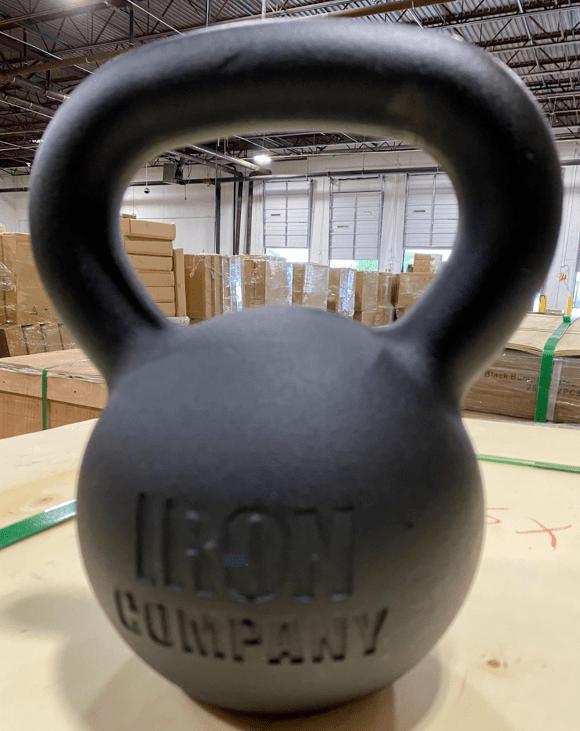 Fitness Equipment - Powder Coated Kettlebells