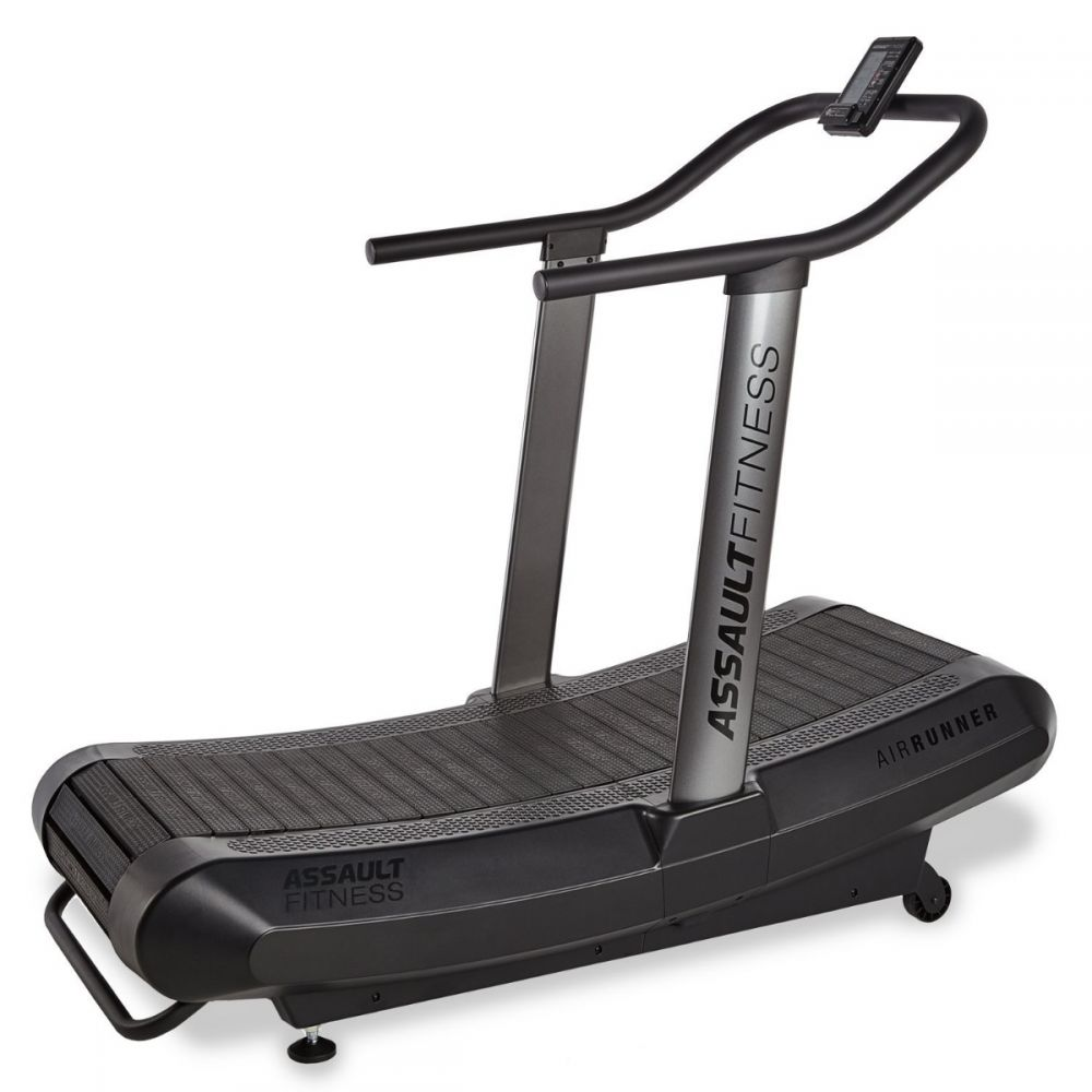 Fitness Equipment - Curved Treadmills For Cardio Training