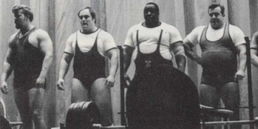 Powerlifting Training Mentors: Hugh Cassidy - Part 1