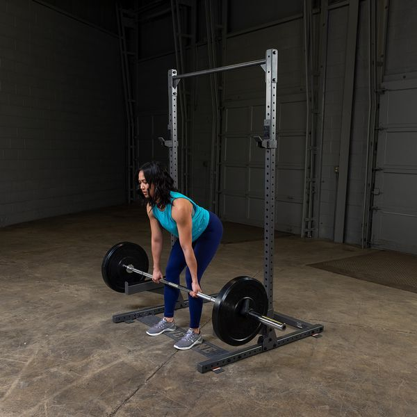 Exercise Equipment - Body Solid PPR500 Half Rack