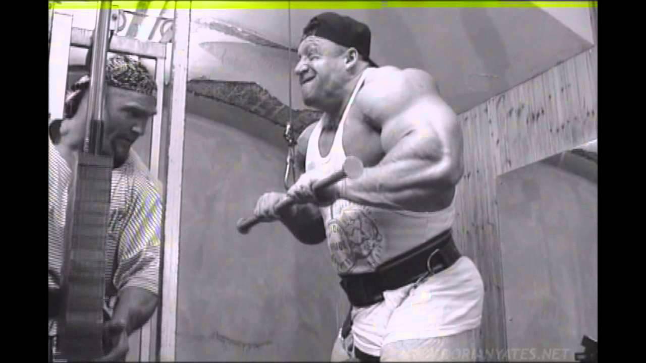 Dorian Yates, the beginning of a new era of bodybuilders