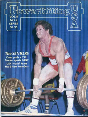 Powerlifting Training Mentors: Ed Coan - Part 4