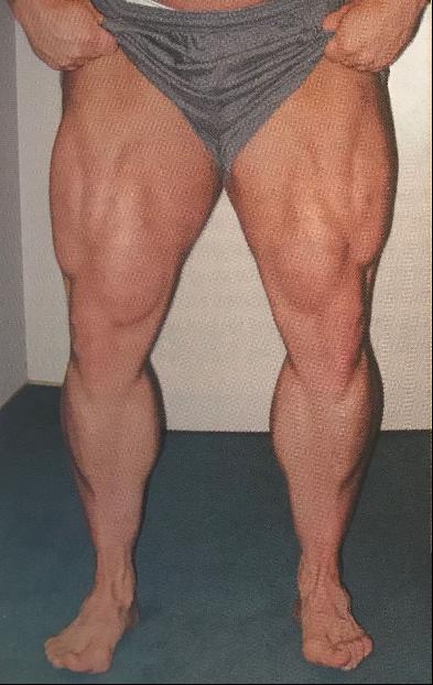 Kirk Karwoski Beast Legs