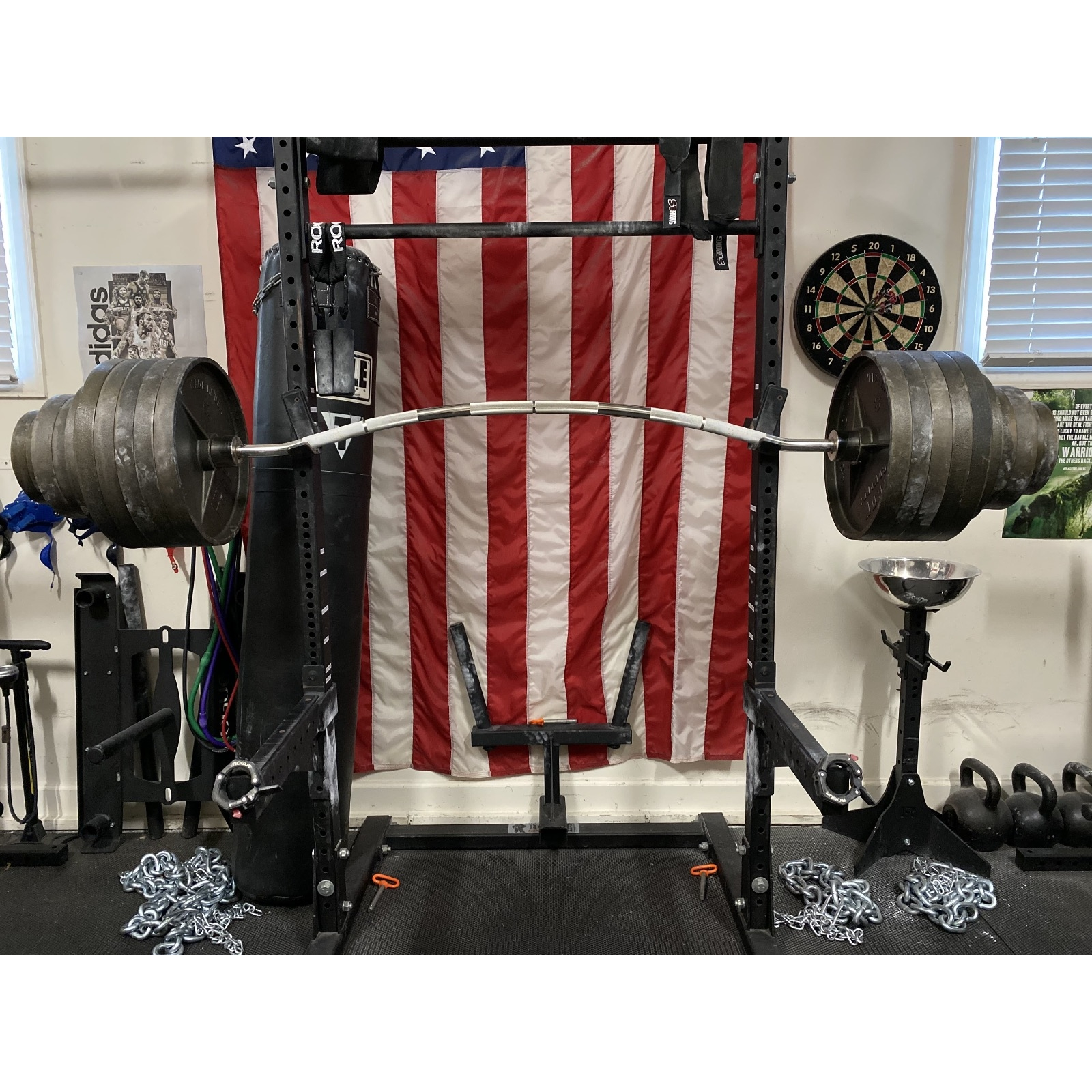 Barbell Training Contrast