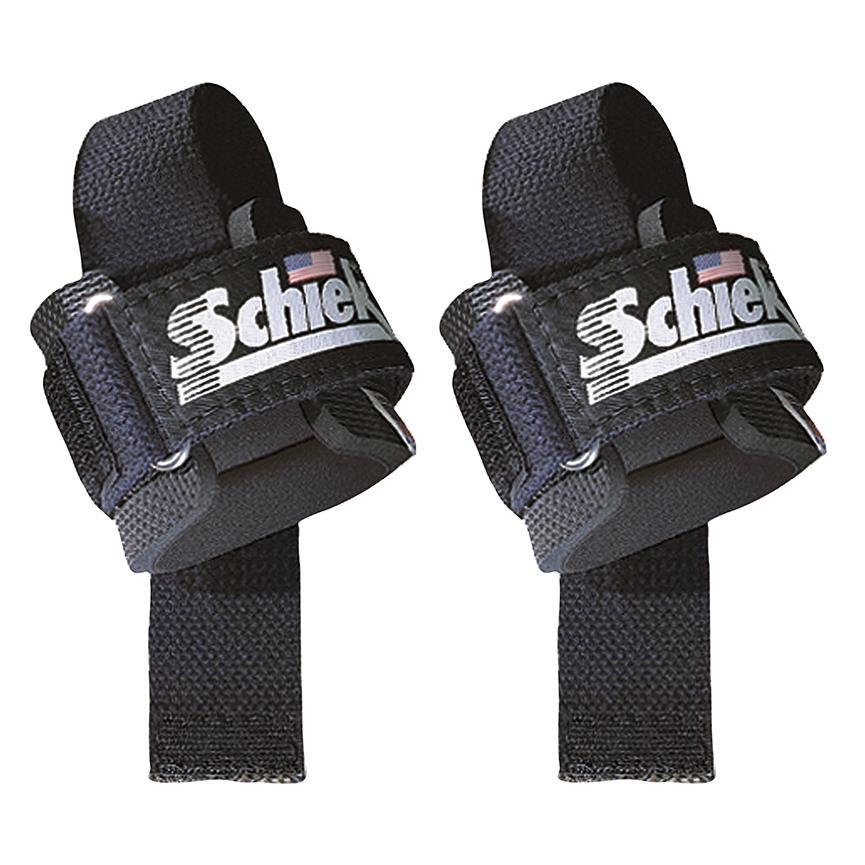 Schiek 1000-PLS lifting straps won't tear the skin off your wrists!