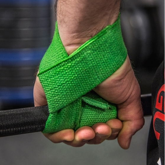 Lifting Straps - Eliminate Your Weakest Link