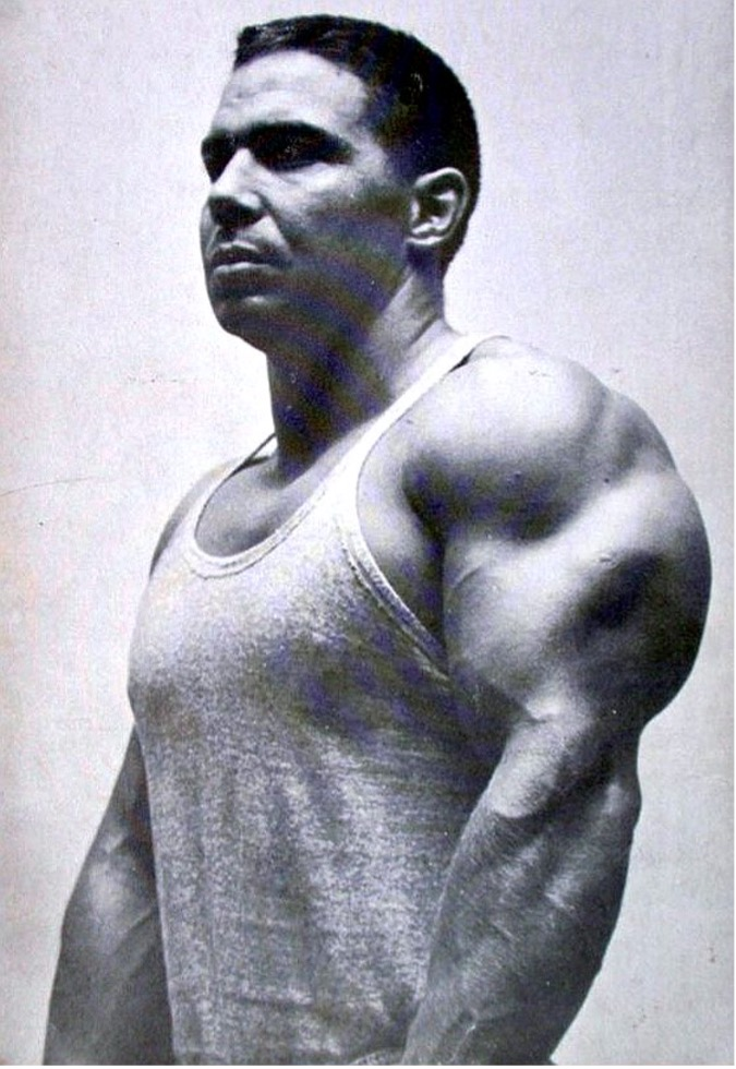 How To Build Big Ass Arms Old School Style