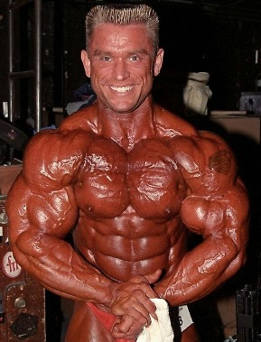 Bodybuilder Lee Priest article by Marty Gallagher
