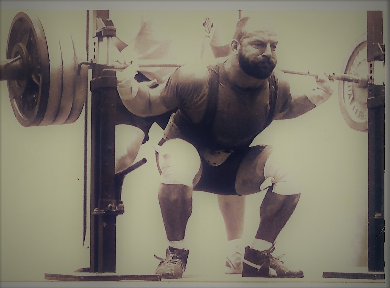 Robert Wagner Powerlifting USA Cover for Jim Steel article Powerlifting Training and Competition