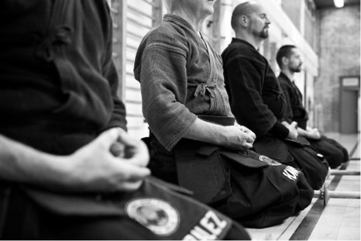 The Technology of Meditation article by Marty Gallagher