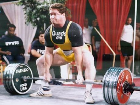 The Bench Press Wisdom of Ed Coan article by Marty Gallagher