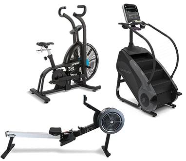 IRON COMPANY fitness equipment and cardio equipment
