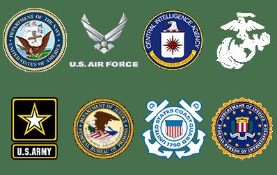 IRON COMPANY US Government GSA Customers