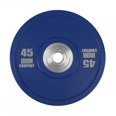 IRON COMPANY Urethane Bumper plates