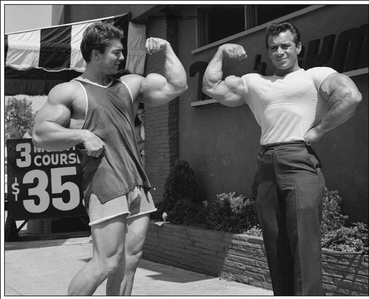 Big Arms - Larry Scott and Freddy Ortiz