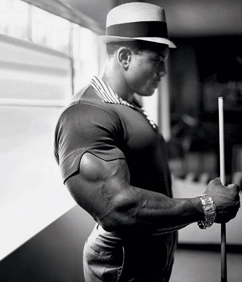 Big Arms - Sergio Oliva