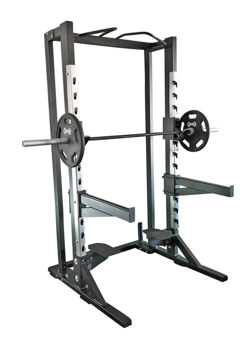 Muscle D Fitness MD-DHR Deluxe Squat Rack