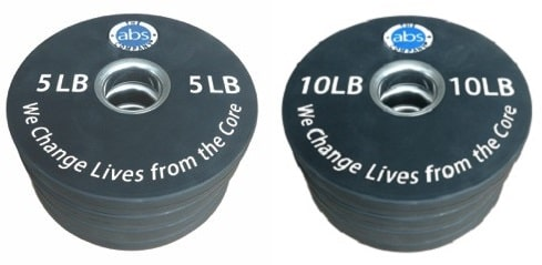 Abs Company TireFlip Add-On Weights